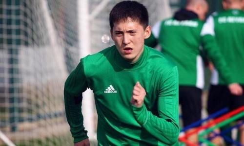 «Попробовать стоит по-любому». Подписавший контракт в Европе молодой казахстанский футболист о долгом пути за границу, знакомстве со всеми в клубе и ожидании дебюта