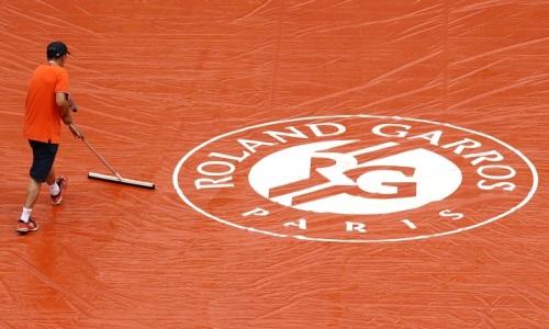 Казахстанские теннисисты узнали о переносе «Ролан Гаррос»