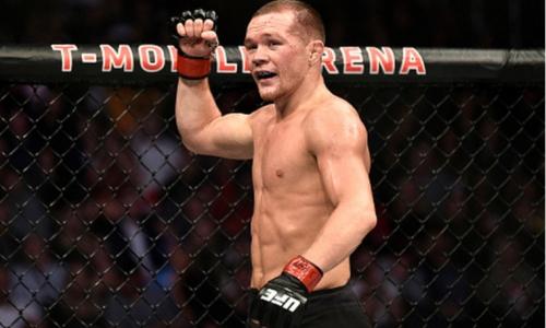 Пётр Ян оценил победу чемпиона после удара коленом в голову легенде UFC