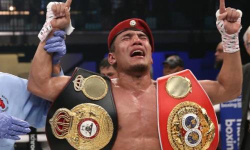 Сотрудничающий с промоутером Головкина узбекский чемпион мира узнал имя следующего соперника