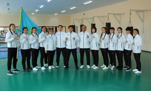 Объявлен состав женской молодежной сборной Казахстана на чемпионат мира-2021