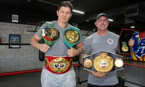 «Думал насчет возвращения на ринг». Василий Жиров предложил бой легенде мирового бокса и решил приехать в Казахстан