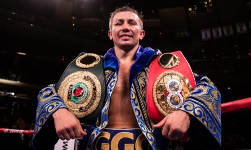 Названо место Головкина в рейтинге величайших боксеров всех времен