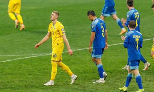 Дебютант сборной Украины рассказал о словах Шевченко перед матчем с Казахстаном и ничьей в Киеве