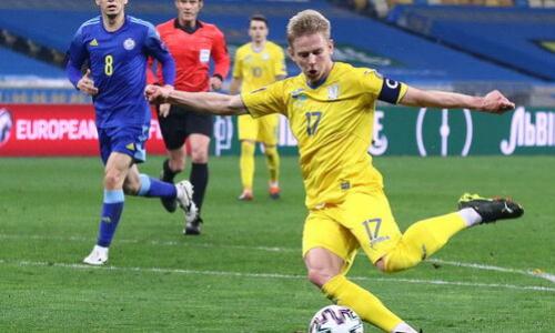 «Казахстан один раз перешел через половину поля и — гол». Лидер сборной Украины высказался о ничьей в Киеве