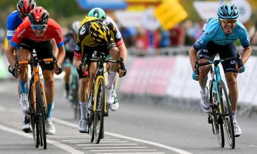 «Я не спешил радоваться». Исагирре прокомментировал победу на этапе «Тура Страны Басков»
