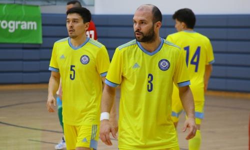 Как обычно. Сборная Казахстана разнесла Израиль в матче с дублями Тайнана и Жомарта Токаева