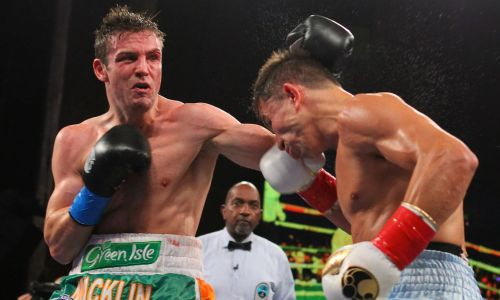 Головкин лично ответил жестоко нокаутированному им же боксеру