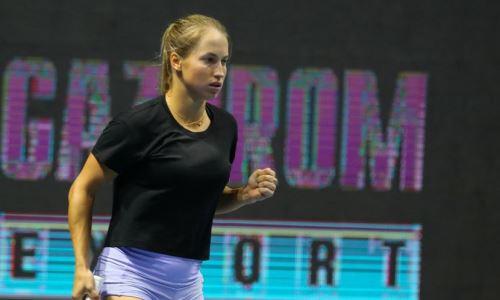 Стал известен гонорар Путинцевой за выход в четвертьфинал турнира в Чарльстоне