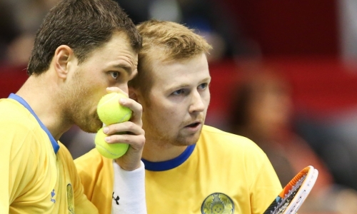 Казахстанские теннисисты вышли в финал «Челленджера» в Хорватии