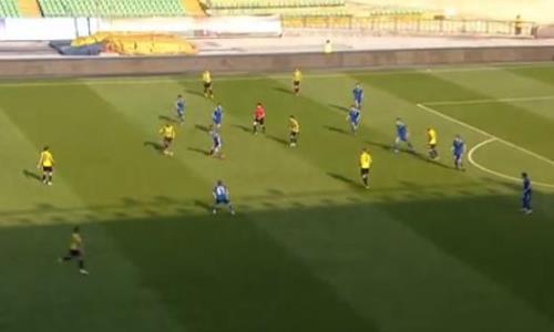 Видео гола Оганесяна матча Премьер-Лиги «Кайрат» — «Туран»