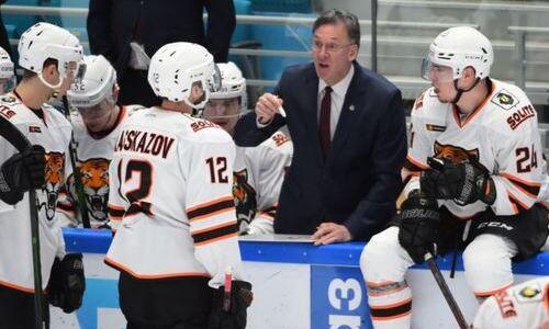 Клуб конференции «Барыса» определился с главным тренером на предстоящий сезон КХЛ