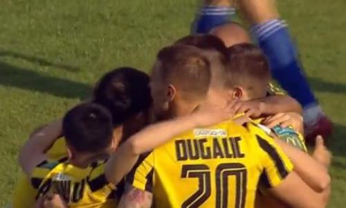 Видеообзор матча Премьер-Лиги «Кайрат» — «Туран» 5:1