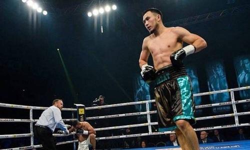 Американская мечта. Непобежденный казахстанский боксер лишился дебютного боя в США