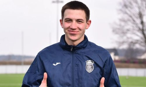 Молодой казахстанский нападающий дебютировал за основу европейского клуба