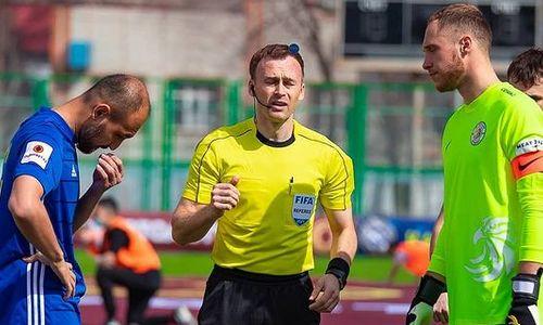 Фоторепортаж с матча Премьер-Лиги «Акжайык» — «Кызыл-Жар СК» 0:1