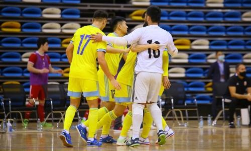 Сборная Казахстана вошла в круг «избранных» команд отбора на ЕВРО-2022