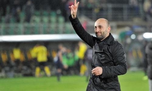 В России назвали имя нового главного тренера «Шахтера» после увольнения Алиева