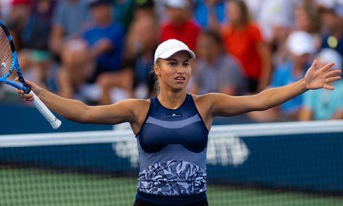 Путинцева вернулась в ТОП-30 рейтинга WTA