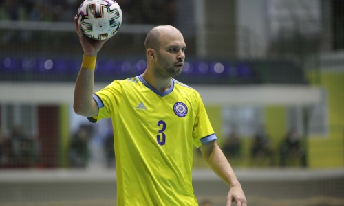 Тайнан забил 15-й гол за сборную Казахстана
