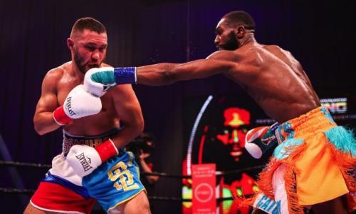 «Он боксировал с сильнейшими». Уроженец Казахстана удостоился похвалы после поражения нокаутом