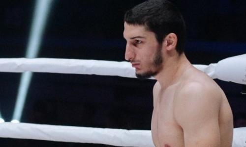«Сразу за пояс стал просить». Известный казахстанский файтер ММА объяснил проигрыш Дазаева нокаутом
