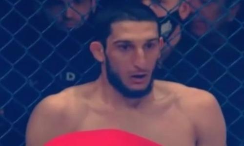 Стали известны тяжкие последствия травм Гойти Дазаева в бою за титул чемпиона Fight Nights