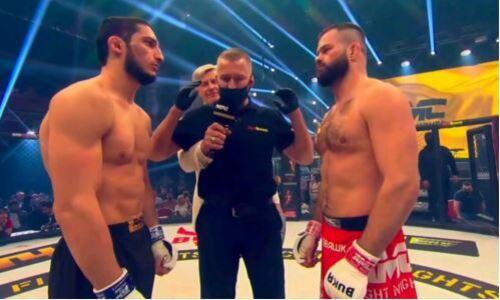Жумагулов обратился к «поломанному» Дазаеву после неудачи в чемпионском бою Fight Nights