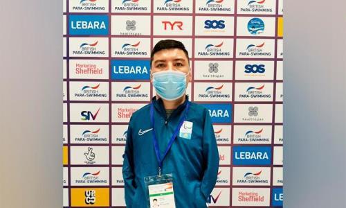 Казахстанец стал серебряным призером в серии Кубка мира по параплаванию в Великобритании