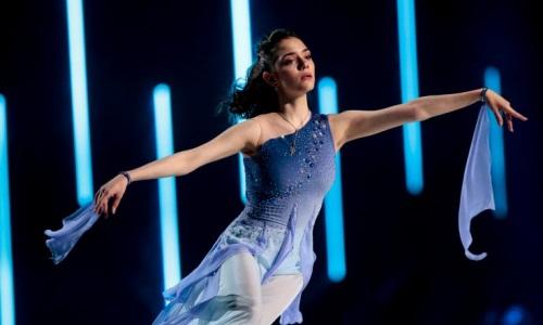Двукратная чемпионка мира оценила фотографии Турсынбаевой с шоу группы Тутберидзе