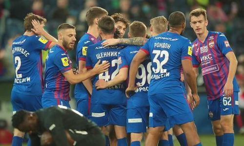 ЦСКА и «Ротор» выяснили отношения без казахстанцев на поле