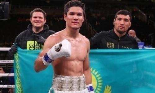 «Пристально наблюдаю». В Великобритании выделили двух самых ярких казахстанских боксеров