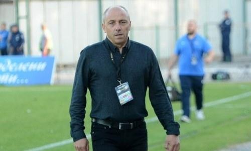 Болгарский тренер сообщил детали переговоров с «Шахтером»
