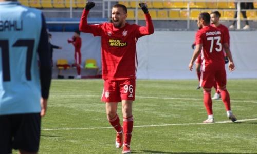 «Команды примерно одинакового уровня». Юсуп Шадиев назвал победителя матча «Кызыл-Жар СК» — «Актобе»