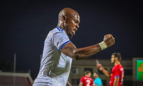 Африканский полузащитник провел 50 матчей за «Ордабасы» в КПЛ