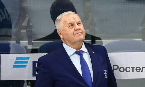 Клуб КХЛ объявил имя нового главного тренера после расставания с экс-наставником «Барыса»