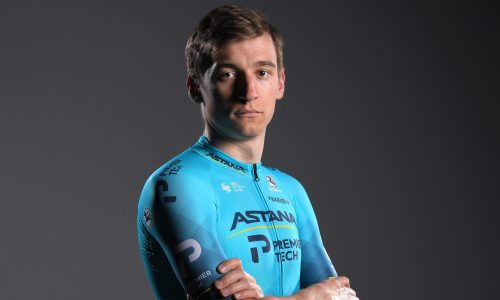 Брусенский стал 34-м на третьем этапе «Тура Турции»