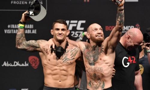 В UFC объявился претендент на замену одному из участников реванша Макгрегор — Порье