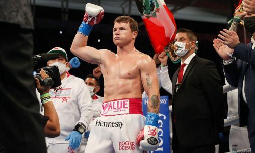«Канело» озвучил сроки завершения боксерской карьеры