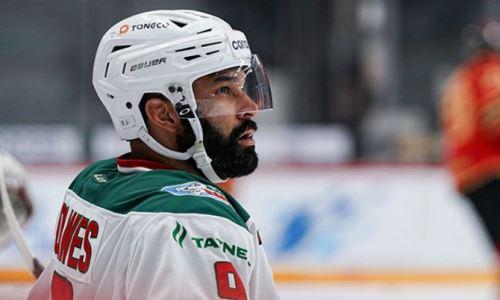 Названо условие возвращения нападающего сборной Казахстана в состав на решающие матчи плей-офф КХЛ