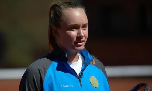 Первая ракетка Казахстана сыграет свой первый матч за сборную