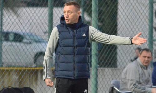 «У нас есть проблемы». Тихонов дал оценку крупной победе «Астаны» над «Ордабасы» без трех футболистов основы