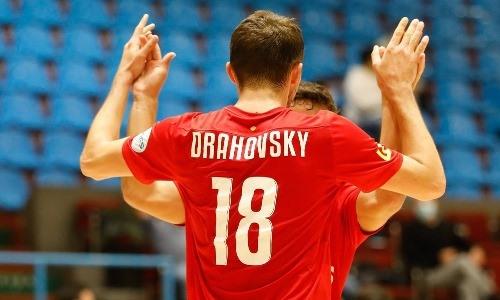 Ведущий футзалист Словакии объяснил, почему для него лучше играть в испанском середняке, чем в «Кайрате»