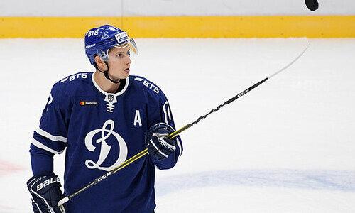 Соперник «Барыса» по КХЛ продлил контракт с лучшим бомбардиром регулярного чемпионата