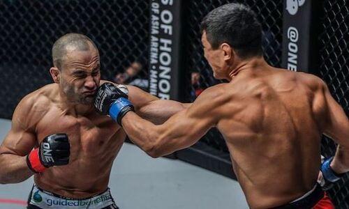 «Меня поставили как мясо». Уроженец Казахстана вспомнил свою победу над чемпионом UFC и Bellator за четыре минуты