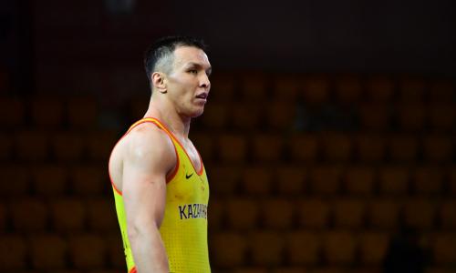 Бронзовый призер ЧА по греко-римской борьбе в Алматы прокомментировал свое выступление