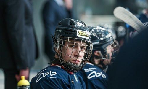 Соперник «Барыса» по конференции КХЛ подписал контракт с 16-летним нападающим