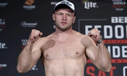 Шлеменко официально анонсировал свой долгожданный бой и объявил соперника