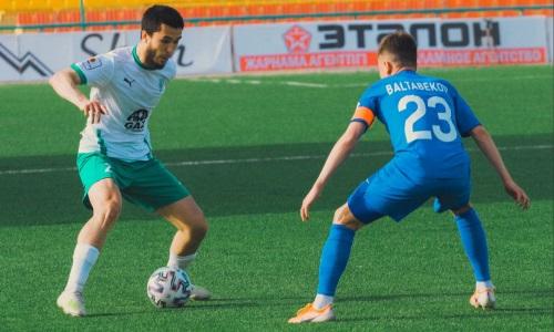 Футболист «Атырау» вернулся на поле спустя год и 8 месяцев после страшного ДТП