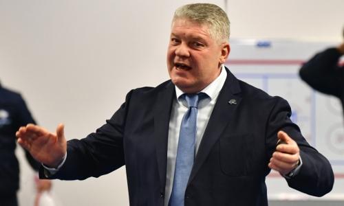Стал известен тренерский штаб сборной Казахстана на чемпионат мира по хоккею